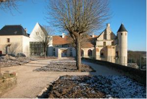 Maison de retraite rénovée à Château-Landon (Seine-et-Marne)