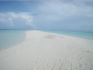 Les Maldives, le paradis du sable !